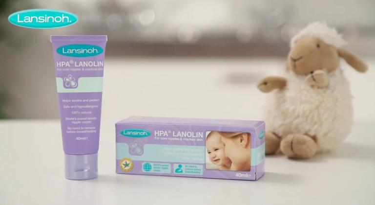 Za što se još koristi Lansinoh HPA® Lanolin krema?